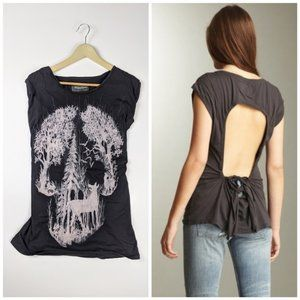 All Saints Spitalfields Skull Tee